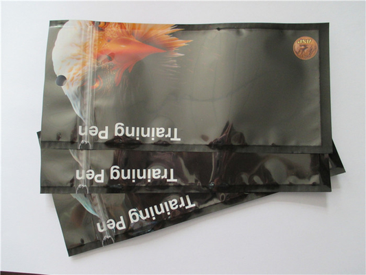 China Waterproof Plastic Stand Up Pouch Reliable With QS / FDA Certification supplier