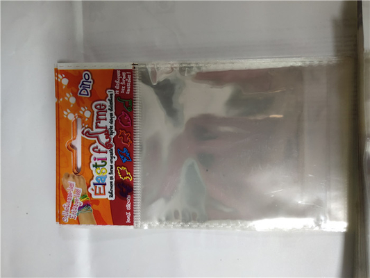 China Moisture Proof OPP Card Head Bag , OPP Plastic Bag Strong Sealing Strength distributor